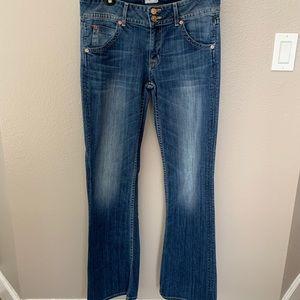 Hudson Ballet Boot Cut Jeans